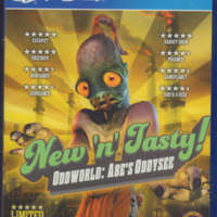 Oddworld: Abe's Odysee New 'n' Tasty! for PS4