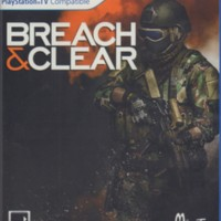 Breach and Clear for PS Vita
