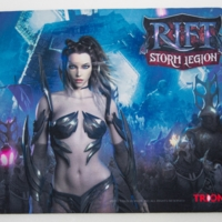 Rift Storm Legion mousepad
