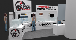 Prototype render for the PAX 2012 exhibit