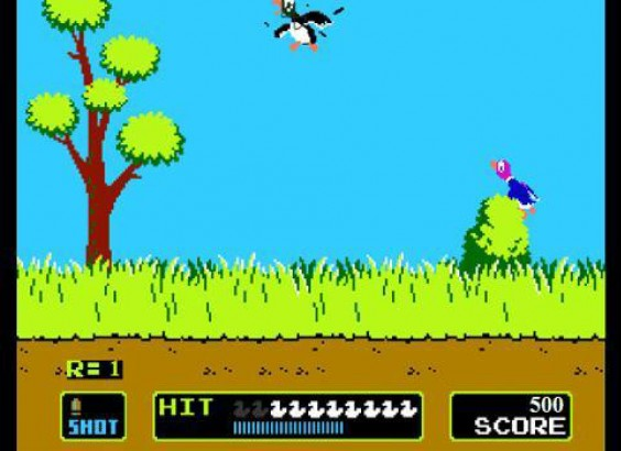 2 Player Duck Hunting