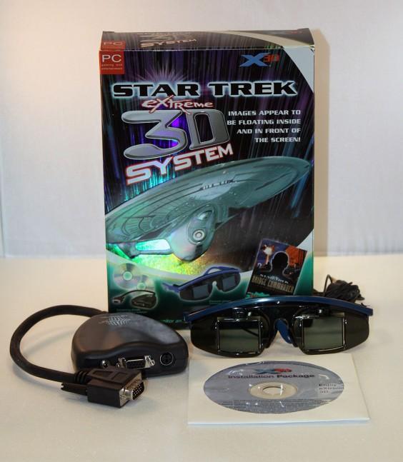 Star Trek 3D System