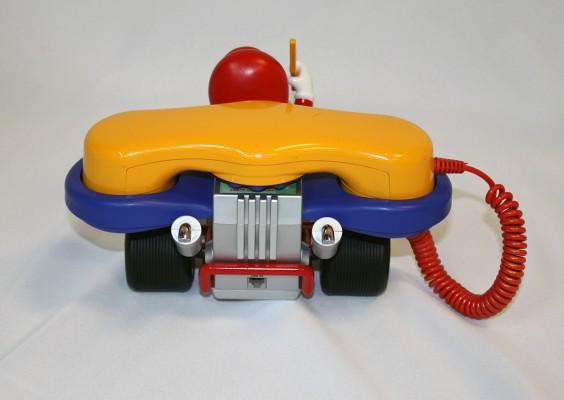 Mario Phone back