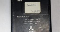 Xevious cartridge