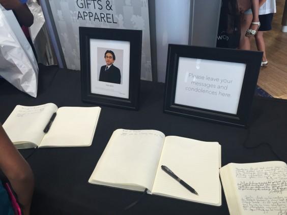 Satoru Iwata memorial (1)