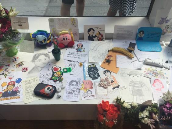 Satoru Iwata memorial (3)
