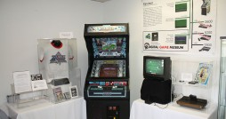 Xevious exhibit