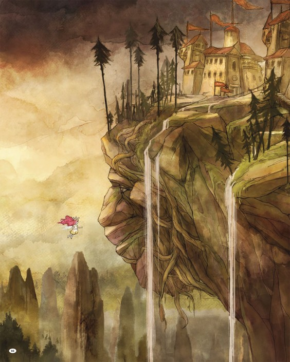 Game Art - Child of Light