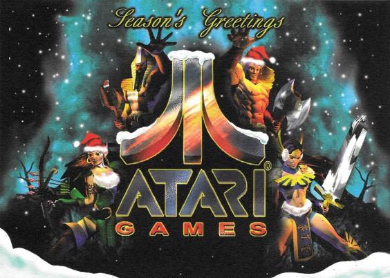 Atari Games Holidays