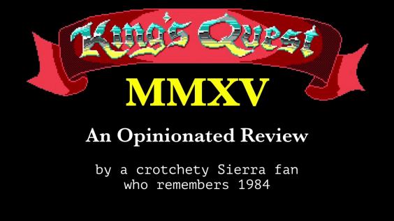 An Opinionated Review