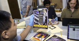Asteroids Volunteer