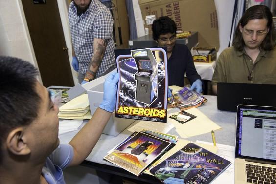 Asteroids Volunteer