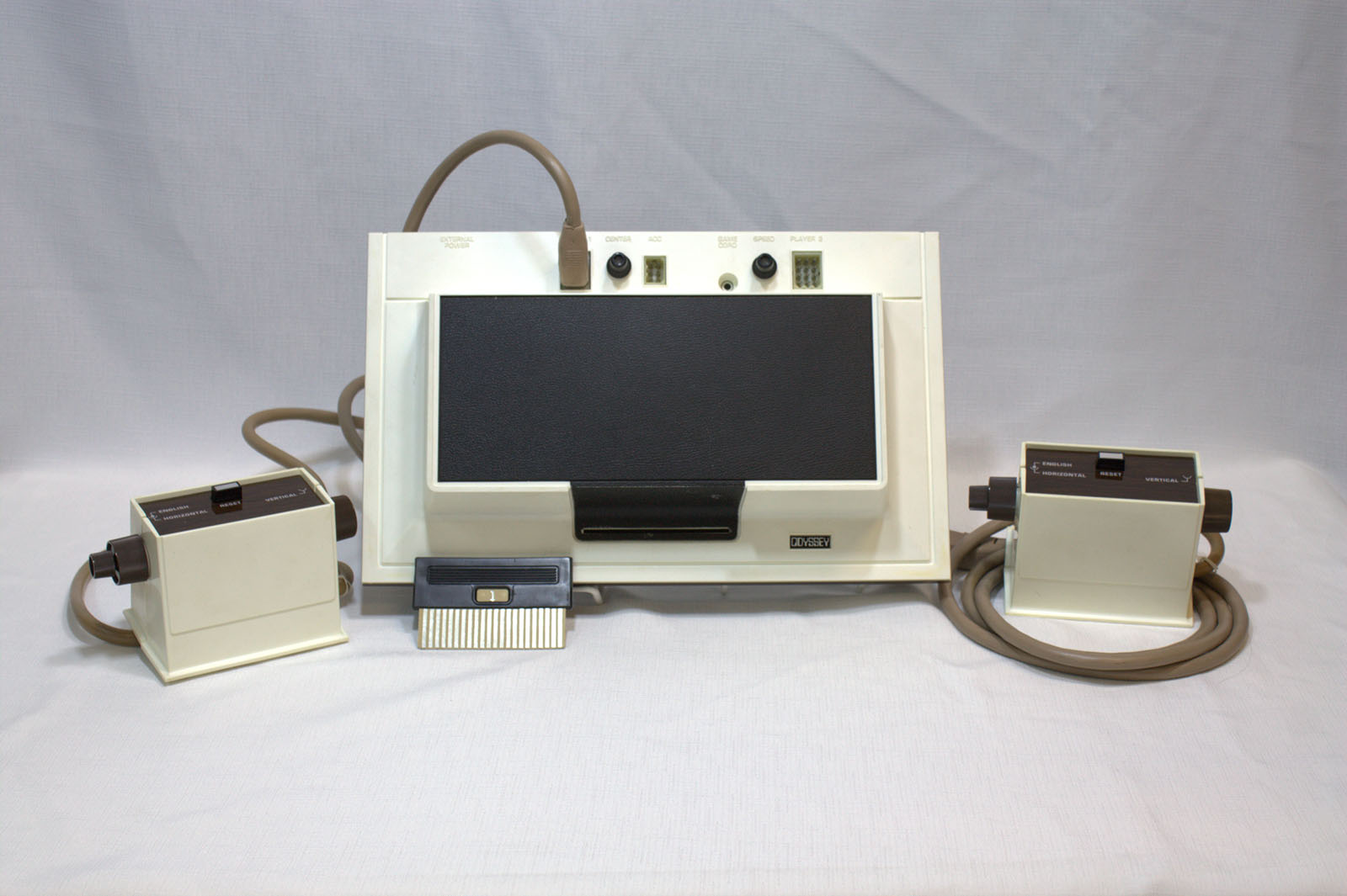 The Magnavox Odyssey | The Digital Game Museum